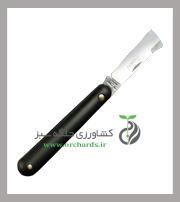 چاقو پيوند بهكو سر صاف دسته پلاستيكي BK-011A
