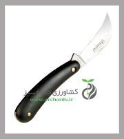 چاقو پيوند بهكو سر كج دسته پلاستيكي BK-012A