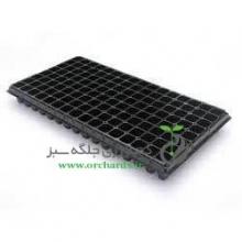 سینی کشت 128 سلول مربع ایرانی