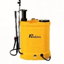 سمپاش شارژی 20 لیتری پاندورا Pandora دو پمپ دستی و الکتریکی