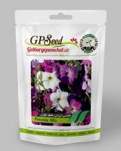 بذر گل اطلسی ایرانی معطر الوان گلبرگ پامچال
